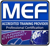 Metro Ethernet Forum Accredited Training Partner