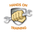 This course includes classroom labs for live hands-on training