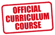 This course follows an offical curriculum for certification